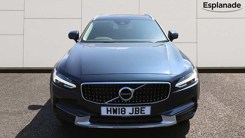 Volvo V90CC D4 AWD Cross Country Automatic